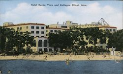 Hotel Buena Vista and Cottages Postcard