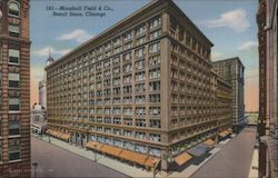 Marshall Field & Co., Retail Store Postcard