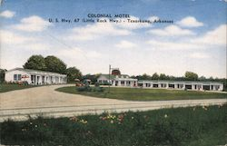 Colonial Motel, U.S. Hwy. 67 (Little Rock Hwy.)
