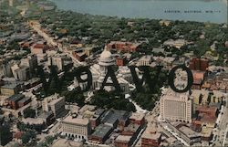Airview Postcard