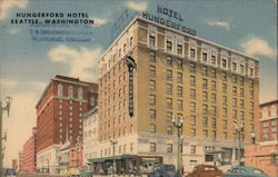 Hungerford Hotel Postcard