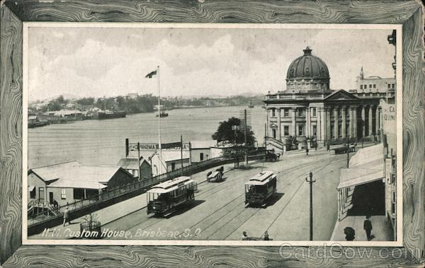 H.M. Custom House Brisbane Australia