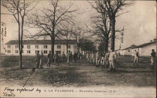 Nouvelle Caserne - The New Barracks La Valbonne France