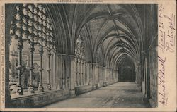 Arched Hallway, Cathederal?