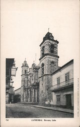 View of Cathedral Postcard
