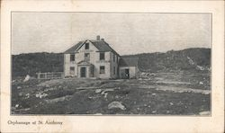 Orphanage at St. Anthony Postcard