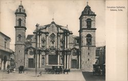 Columbus Cathedral Postcard
