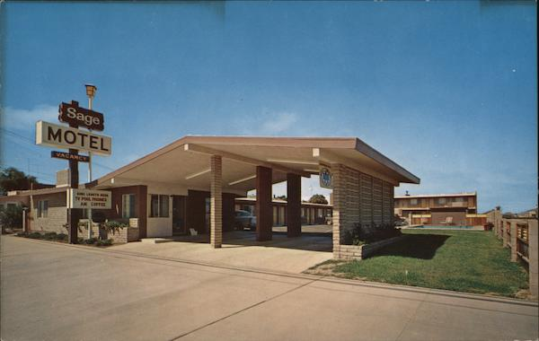 Sage Motel Lompoc California