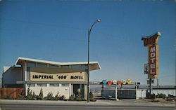 "Imperial ""400"" Motel Postcard"