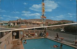 The Torches Motel Postcard