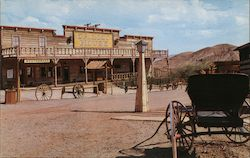 Calico Ghost Town Postcard