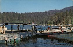Lake Arrowhead Boat Dock