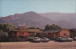 Stovepipe Wells Village in Death Valley National Monument Postcard