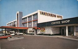 Vandenberg Inn and Hotel Postcard