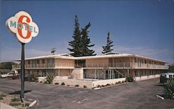 Motel 6 of Lompoc Postcard