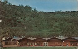 Osborn's Concession at San Antonio Lake Located in Southern Monterey County Postcard