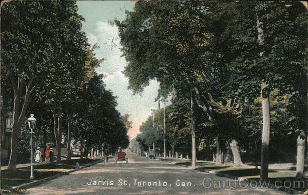 Jarvis St Toronto Canada Misc. Canada