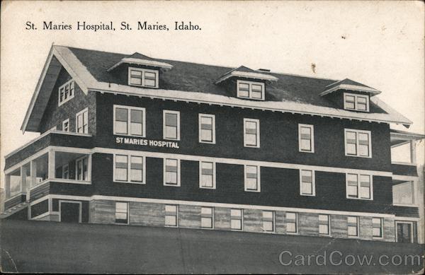 St. Maries Hospital Saint Maries Idaho
