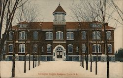 Colchester County Academy Postcard