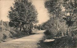 The Oakland Road Postcard