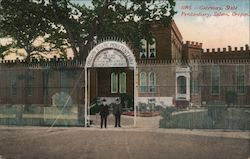 Gateway State Penitentiary Postcard