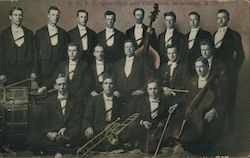 S.D.S.C. Glee Club and Orchestra Postcard