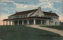 Lancaster Country Club Postcard