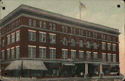 Alabama Hotel Postcard
