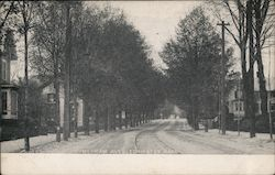 Merriam Ave Postcard