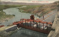 Water Supply Postcard