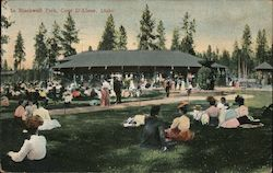 In Blackwell Park Postcard