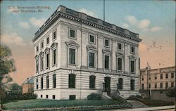 U.S. Government Building Postcard