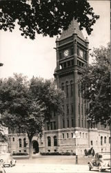 Montgomery County Courthouse Postcard