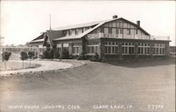 North Shore Country Club Postcard