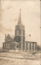 Evangeline Church Postcard