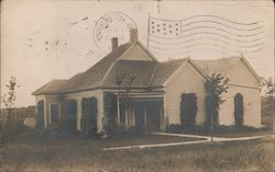 Mary K.'s Cottage Postcard