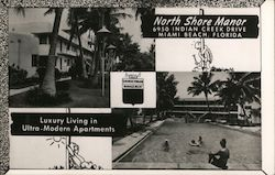 North Shore Manor - Luxury Living in Ultra Modern Apartments Postcard