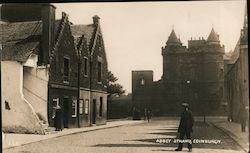 Abbey Strand Postcard