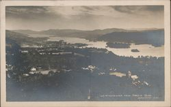 Windermere from Orrest Head Postcard