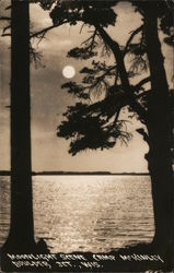 Moonlight Scene, Camp McKinley