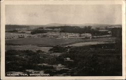 Bordon Camp, Hampshire Postcard