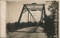 Lowell Bridge Postcard