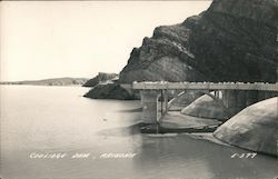 Coolidge Dam Postcard