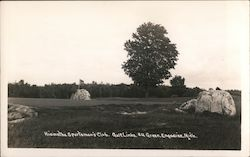#4 Green, Golf Links, Hiawatha Sportsman's Club Postcard
