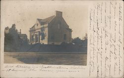 Forbush Memorial Library Postcard