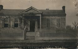 Residence of A. Eldridge Postcard