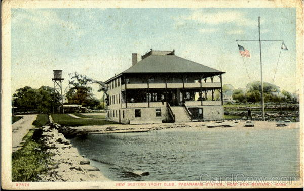 New Bedford Yacht Club, Padanaram Station Massachusetts
