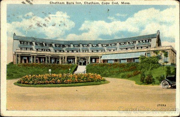 Chatham Bars Inn, Chatham Cape Cod Massachusetts
