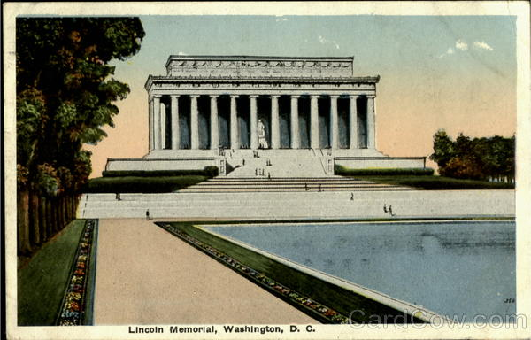 Lincoln Memorial Washington District of Columbia