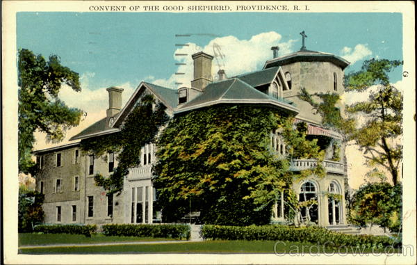 Convent Of The Good Shepherd Providence Rhode Island
